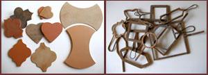 emphoux carreaux de salernes. Black Bedroom Furniture Sets. Home Design Ideas